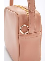 Forever 21 - Multicolor Faux Leather Crossbody Bag - Lyst