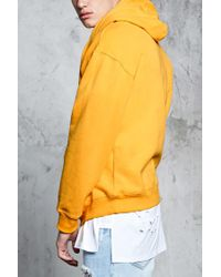 Forever 21 - Yellow Baywatch Graphic Hoodie for Men - Lyst