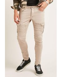 Forever 21 - Natural Project X Paris Slim-fit Jeans for Men - Lyst