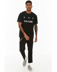 Forever 21 - Black Culture Graphic Tee for Men - Lyst