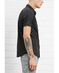 Forever 21 - Multicolor Star Print Pocket Shirt for Men - Lyst