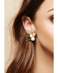 Forever 21 - Metallic Amber Sceats Liberty Ear Cuff - Lyst