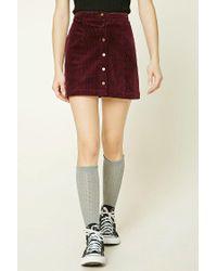 Forever 21 - Gray Open-knit Knee-high Socks - Lyst