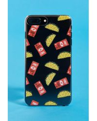 b8f39bed20 Forever 21. Women's Taco Bell Phone Case For Iphone 6 Plus/7 Plus/8 Plus