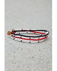 Forever 21 | Multicolor Bead Relief Bracelet Set | Lyst