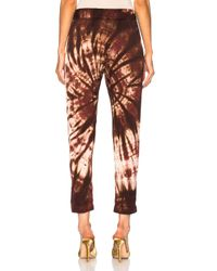 Enza Costa - Multicolor Pleated Easy Pant - Lyst