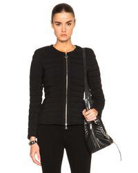 Moncler - Black Corb Jacket - Lyst