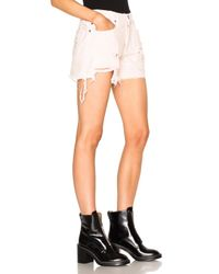 Alexander Wang - Black Oversized Shorts - Lyst