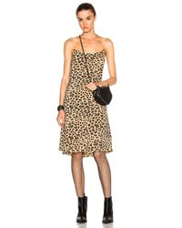 Equipment - Multicolor Kate Moss Bias Slip Dress - Lyst