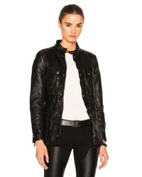 FRAME   Black Vintage Jacket   Lyst