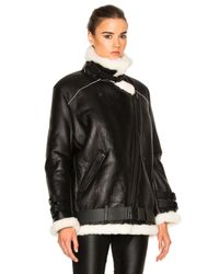 Acne - Black Velocite Jacket - Lyst