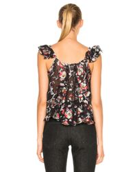 Isabel Marant - Blue Piety Top - Lyst