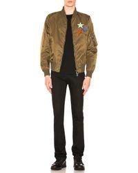 Valentino - Multicolor Star Bomber Jacket - Lyst