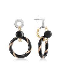 Antica Murrina - Multicolor Bolero - Murano Glass Dangle Earrings - Lyst