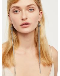 Free People - Multicolor Finest Hour Snakechain Dusters - Lyst