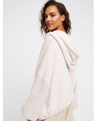 Free People - Multicolor Say You Don't Feel Me Hoodie - Lyst
