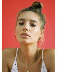 Free People - Multicolor 14k Vermeil Vintage Charm Necklace - Lyst