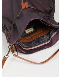 Free People - Multicolor Gramercy Washed Hobo - Lyst