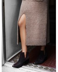 Free People - Brown Hunt The Plains Boot - Lyst