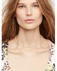 Free People - Multicolor Essential Stone Necklace - Lyst