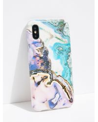 Free People - Multicolor Slice Of Life Iphone Case - Lyst