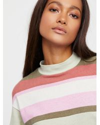 Free People - Multicolor Need You Printed Tee - Lyst