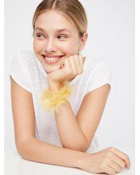 Free People - Multicolor Boa Flexible Wrap Bracelet - Lyst