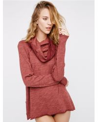 b23b478aeb Free People. Women's Cocoon Pullover