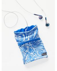 Free People | Blue Banjees Wrist Wallet | Lyst