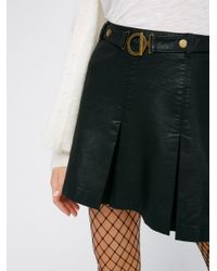 Free People Black But I Love It Vegan Skirt