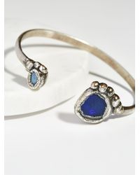 Free People - Multicolor Paradox Double Opal Cuff - Lyst