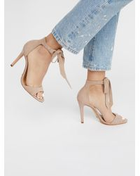 Free People - Blue Rene Heel - Lyst
