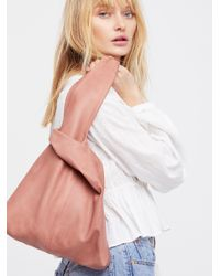 Free People - Multicolor Leather Grab Pouch - Lyst