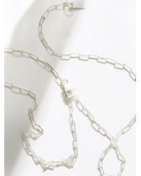 Free People - Multicolor 14k Gold Cecile Necklace - Lyst