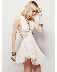 Free People | Natural Feel The Flava Fit And Flare | Lyst