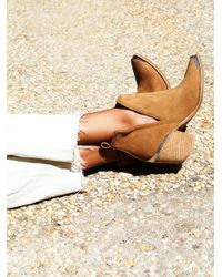 Free People | Natural Hunt The Plains Boot | Lyst