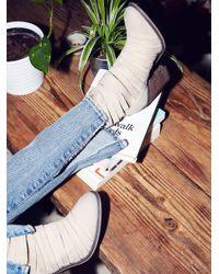 Free People   Natural Hybrid Heel Boot   Lyst