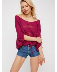 Free People - Multicolor I'm Your Baby Top - Lyst