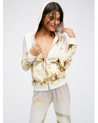 Free People | Multicolor Let's Talk Hoodie Let's Talk Jogger | Lyst