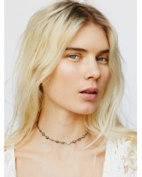Free People | Multicolor Libi Stone Choker | Lyst