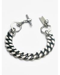 Free People | Metallic Revel Metal Bracelet | Lyst