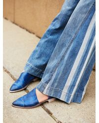 Free People | Blue Royale Flat | Lyst