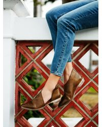 Free People | Brown Royale Flat | Lyst