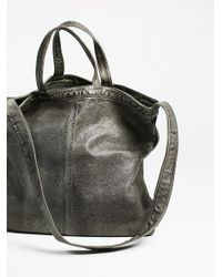 Free People | Multicolor Simply Leather Tote | Lyst