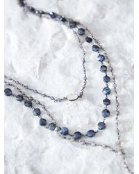 Free People - Multicolor Three In One Layered Rosary - Lyst