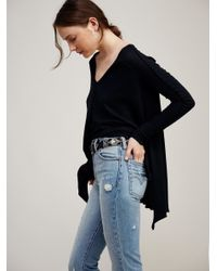 Free People   Black We The Free Pacific Thermal   Lyst
