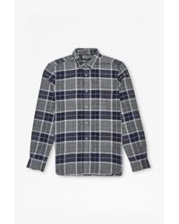 French Connection | Multicolor Blue Monday Check Shirt for Men | Lyst