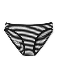 Gap - Black Low-rise Bikini - Lyst