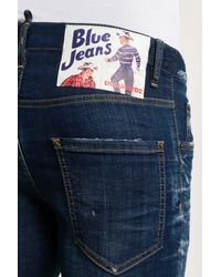DSquared² - Blue Flared Jeans for Men - Lyst