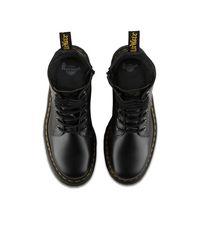 Dr. Martens - Black Jadon Platform 8 Eye Boot - Lyst